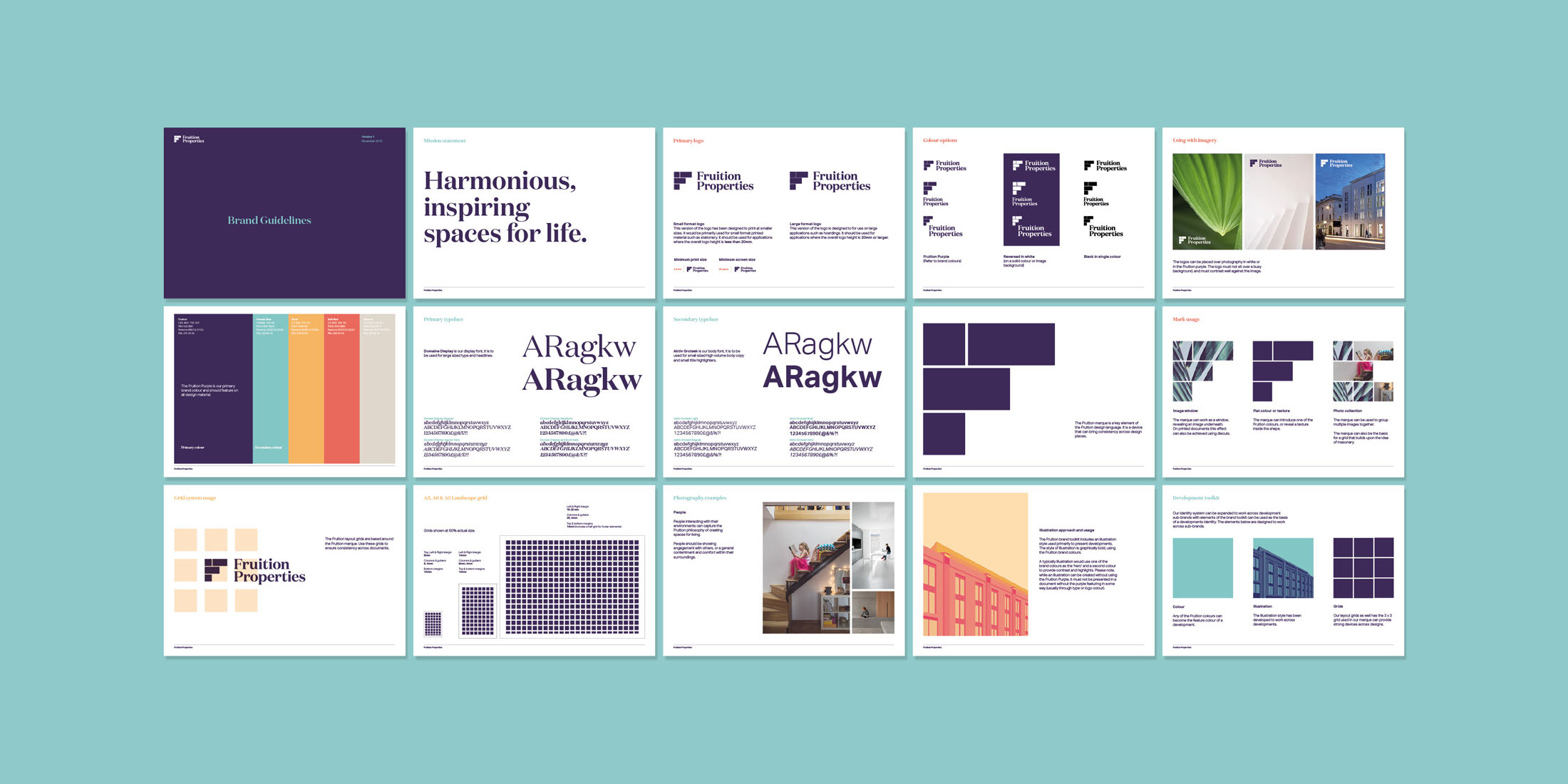 Fruition brand guidelines