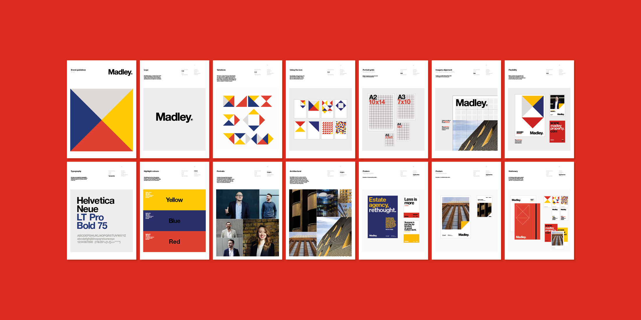 Madley brand guidelines