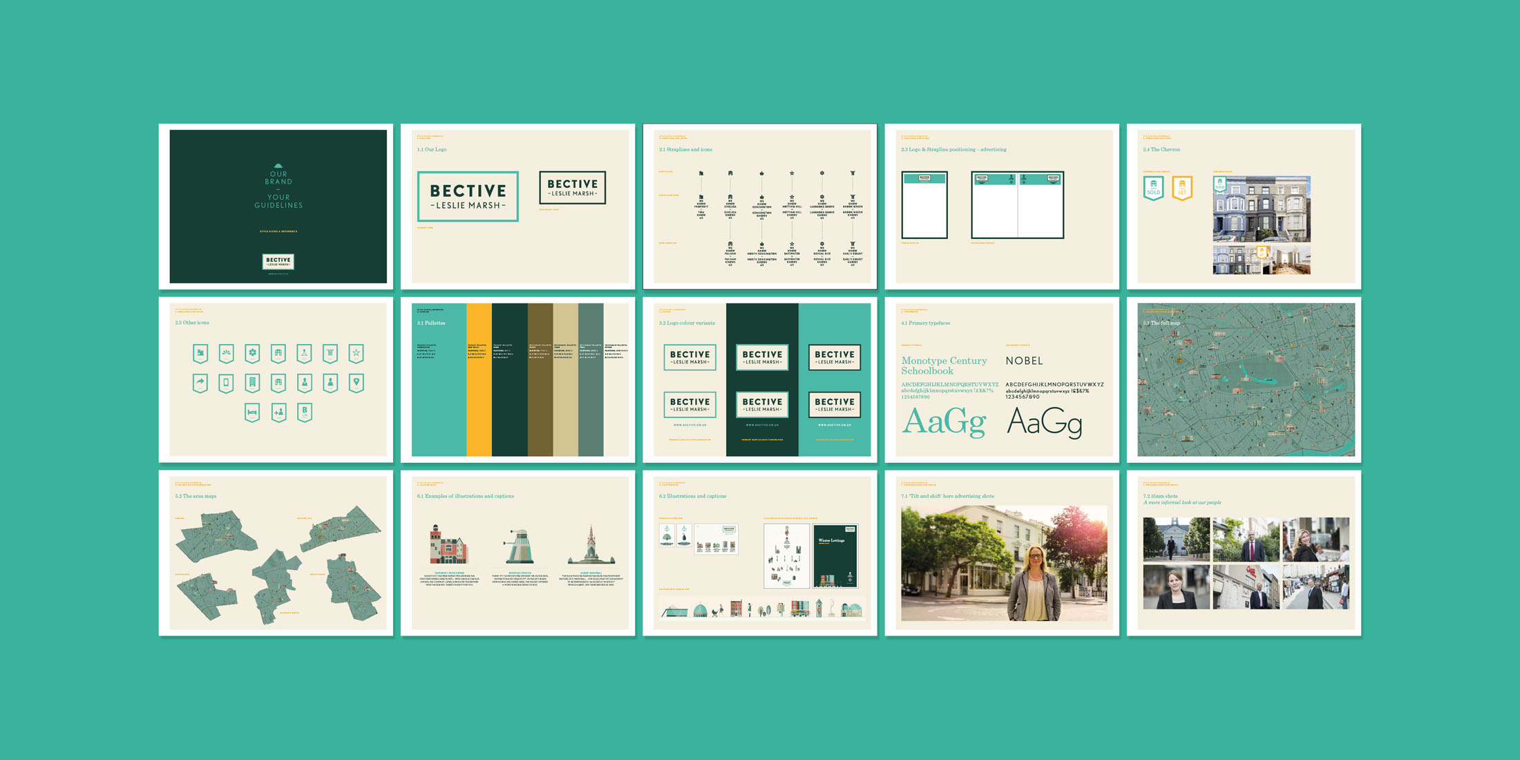 Bective brand guidelines