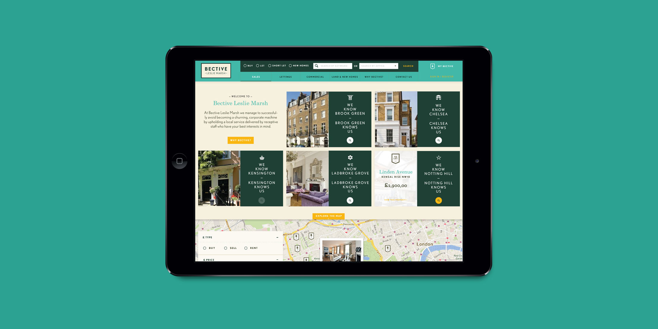 Bective website