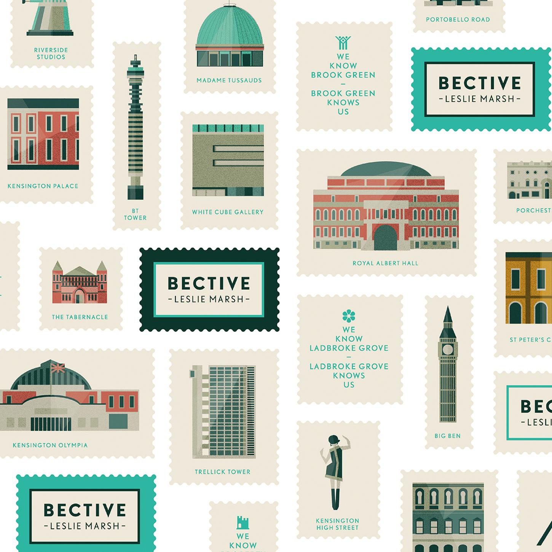 Bective illustrations