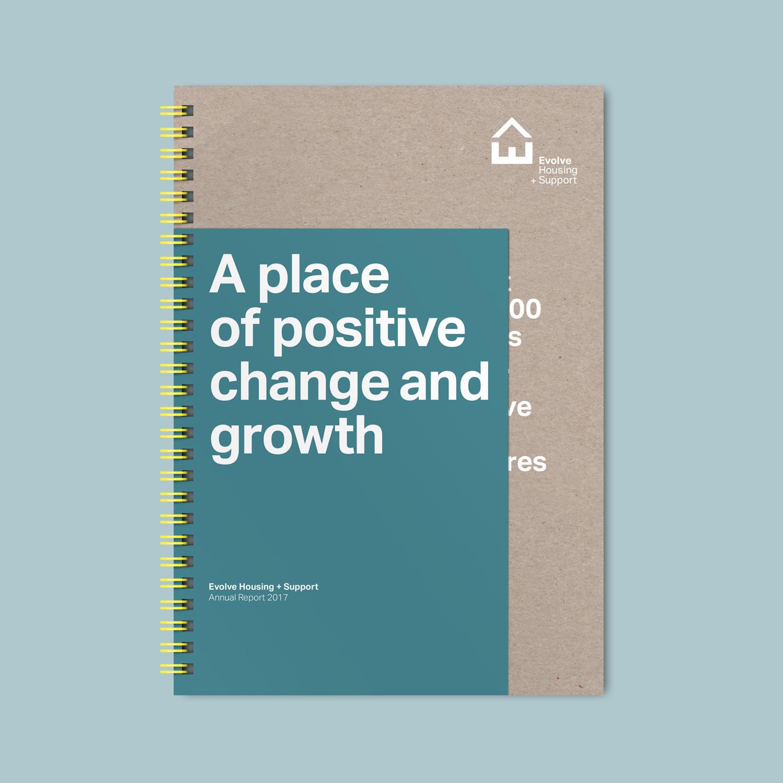 Evolving Evolve's Annual reports