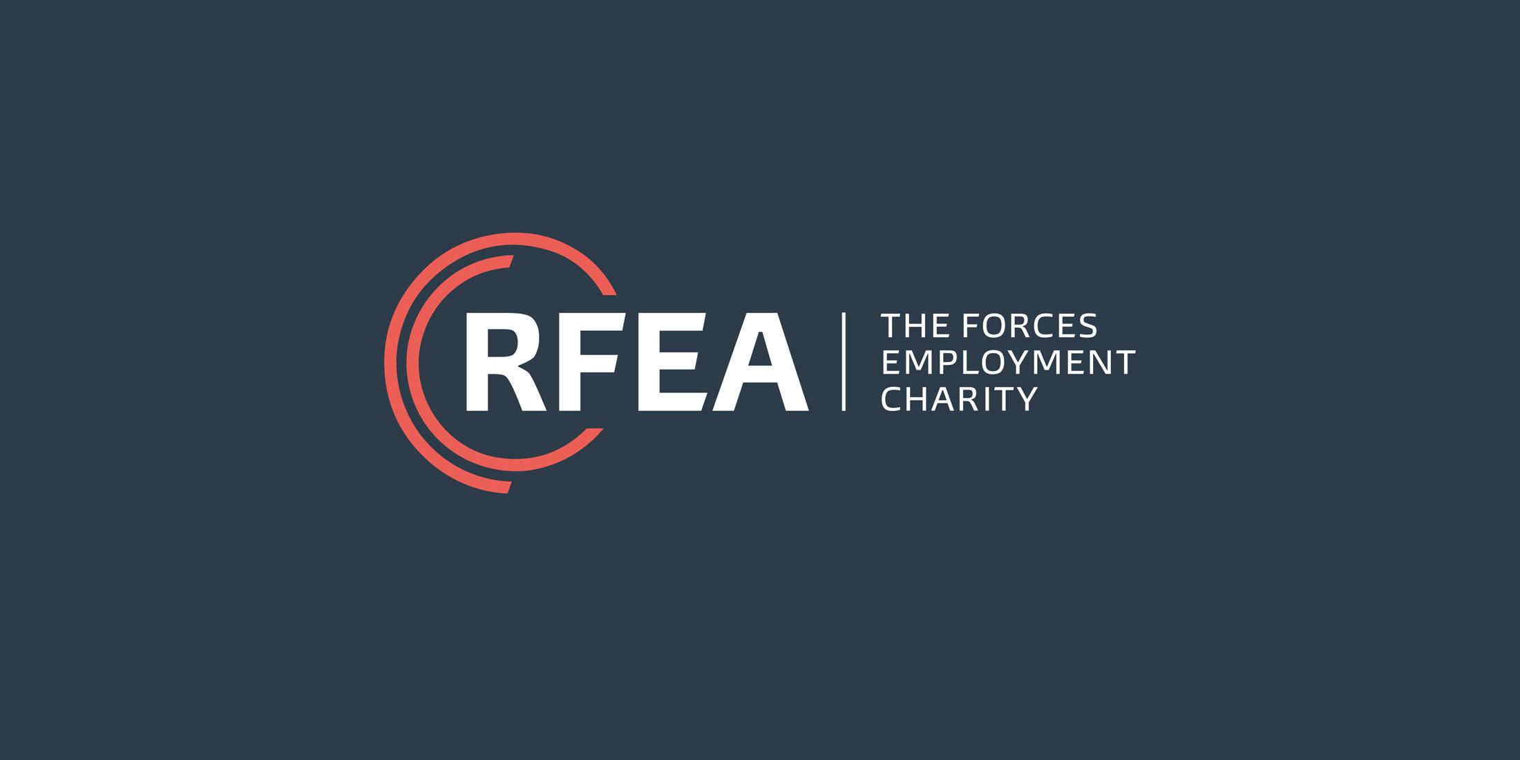 RFEA logos