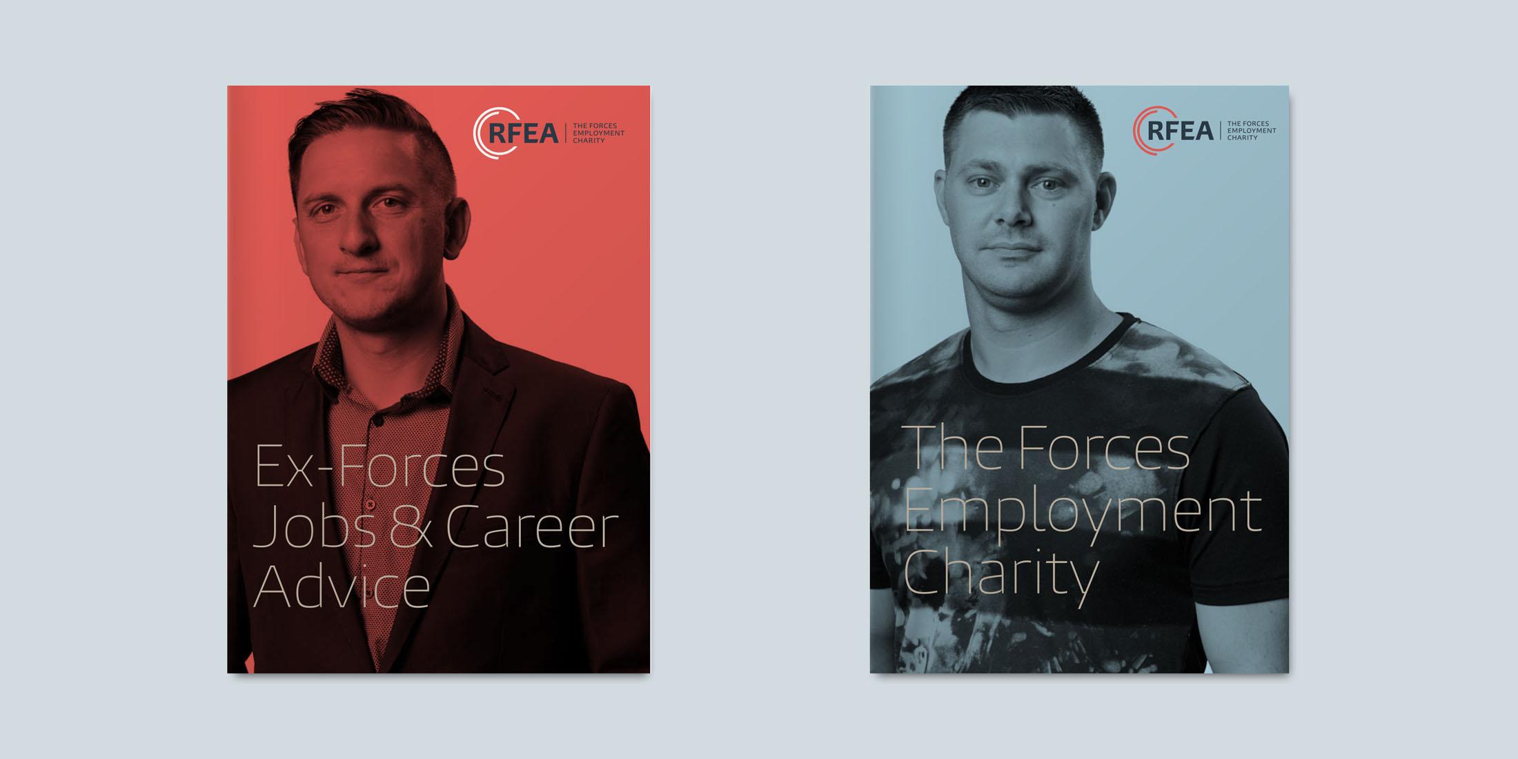 RFEA covers