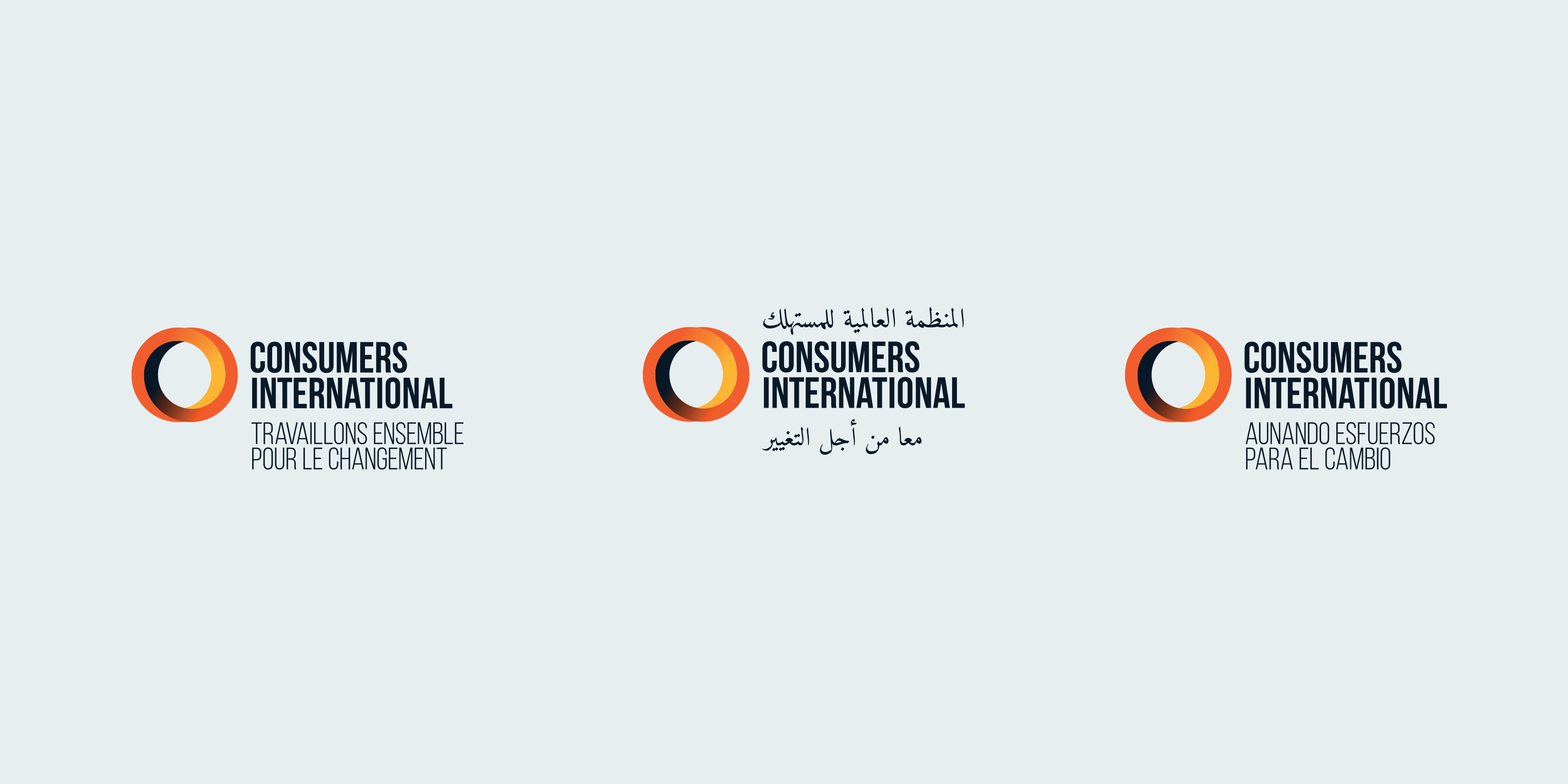 Consumers International logos