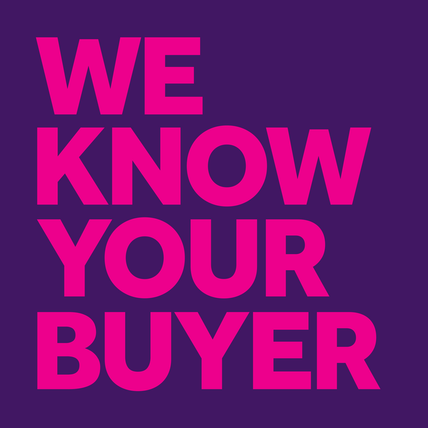 haart - We know your buyer